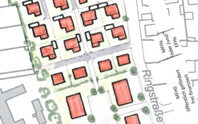 Baugebiet Sportplatz Dingden: Aufstellungsbeschluss gefasst