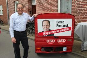 BM Kandidat Bernd Romanski